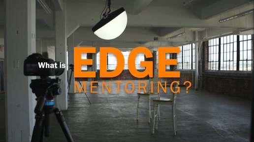 What is edge mentoring